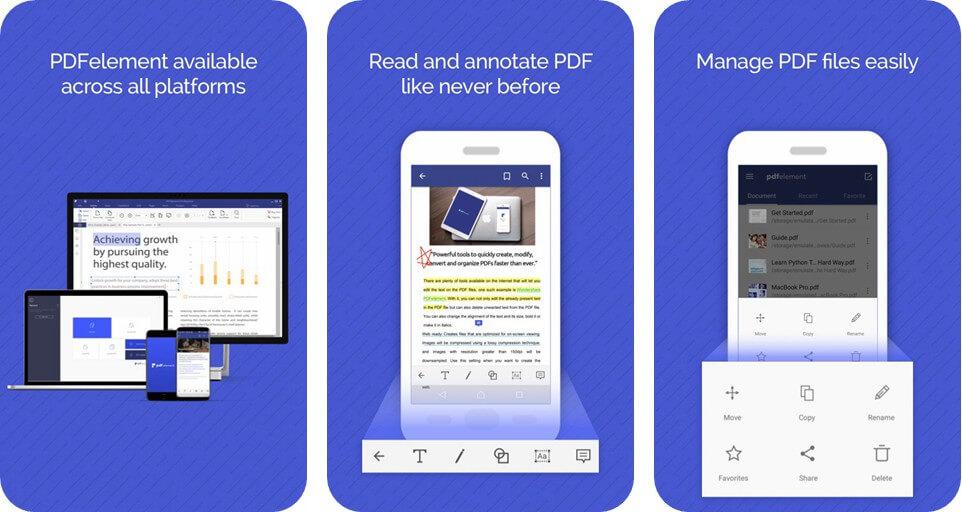 Free PDF Image App