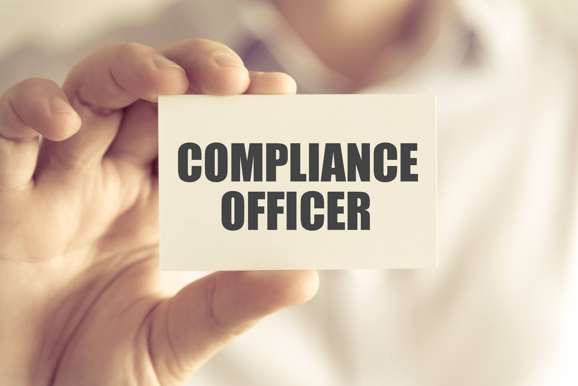 Compliance Officers