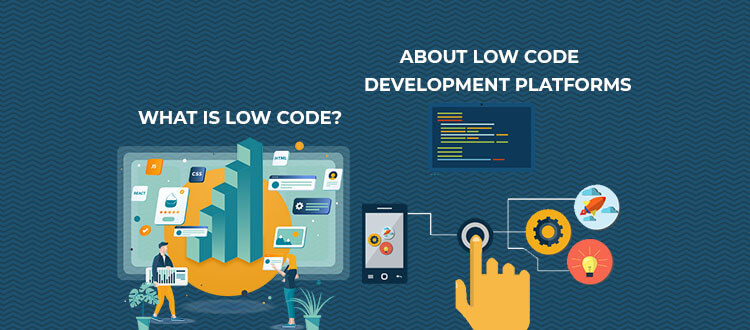 Low code app development