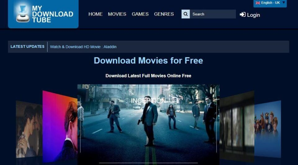 Mydownloadtube – Watch and Download Movies for free