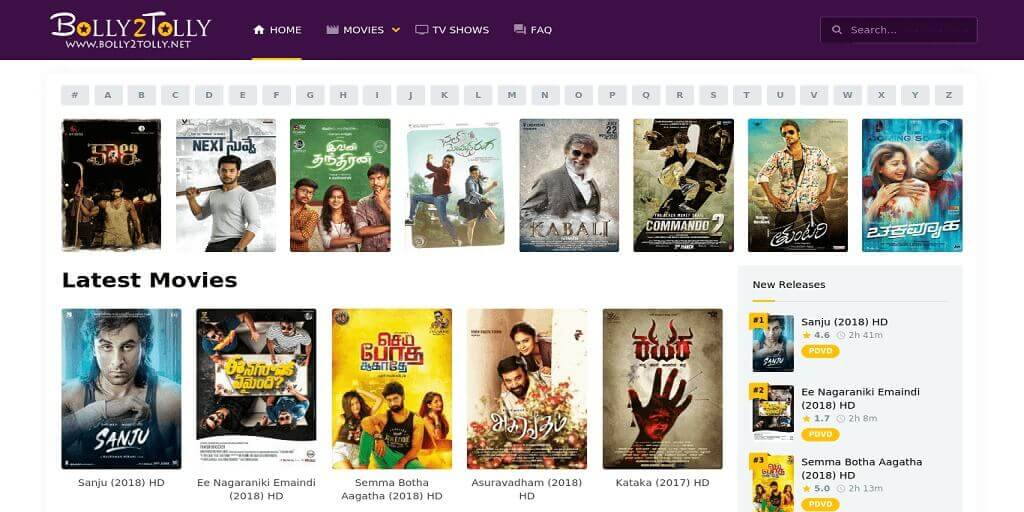 Bolly2Tolly 2021: Download & Watch Latest HD Movies Online for free