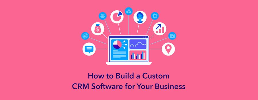 Custom CRM Software