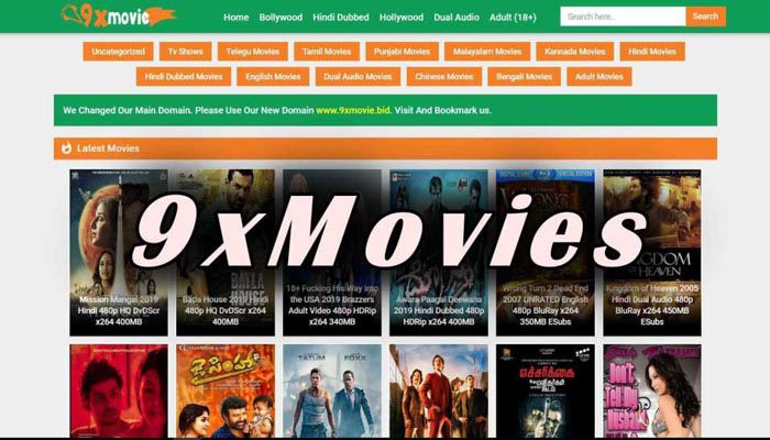 9xmovies features